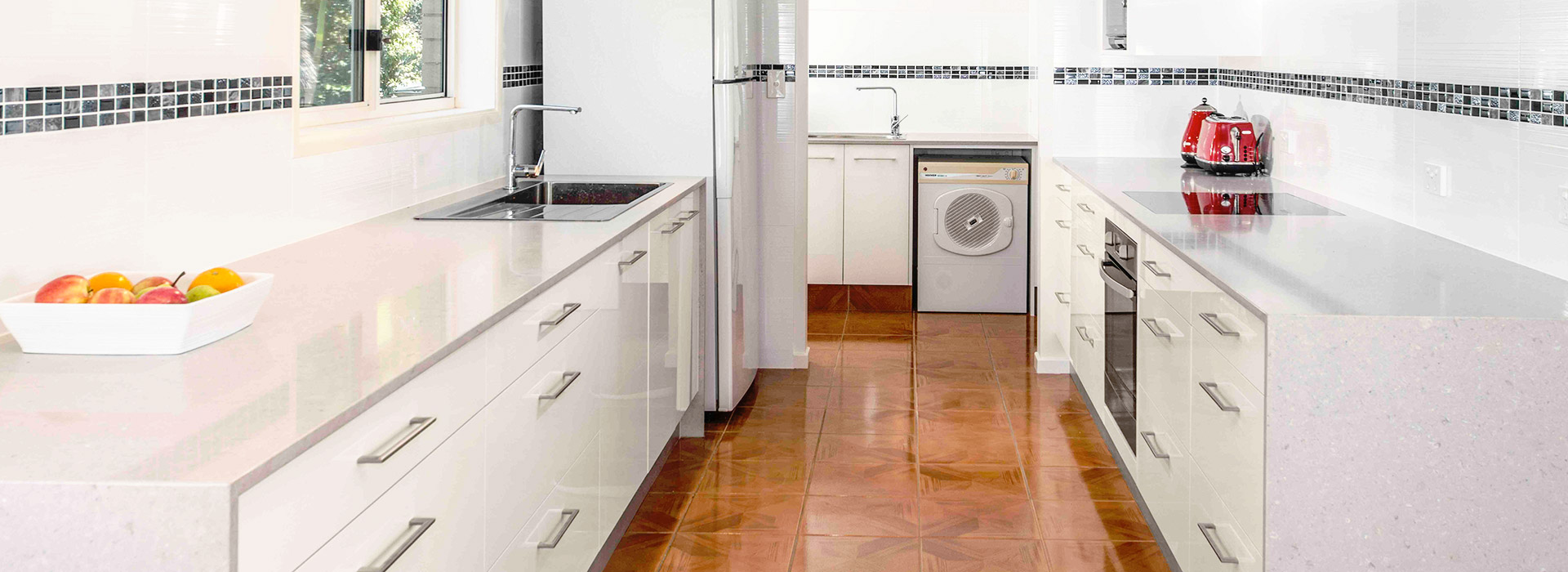 Kitchen Connection - white kitchen