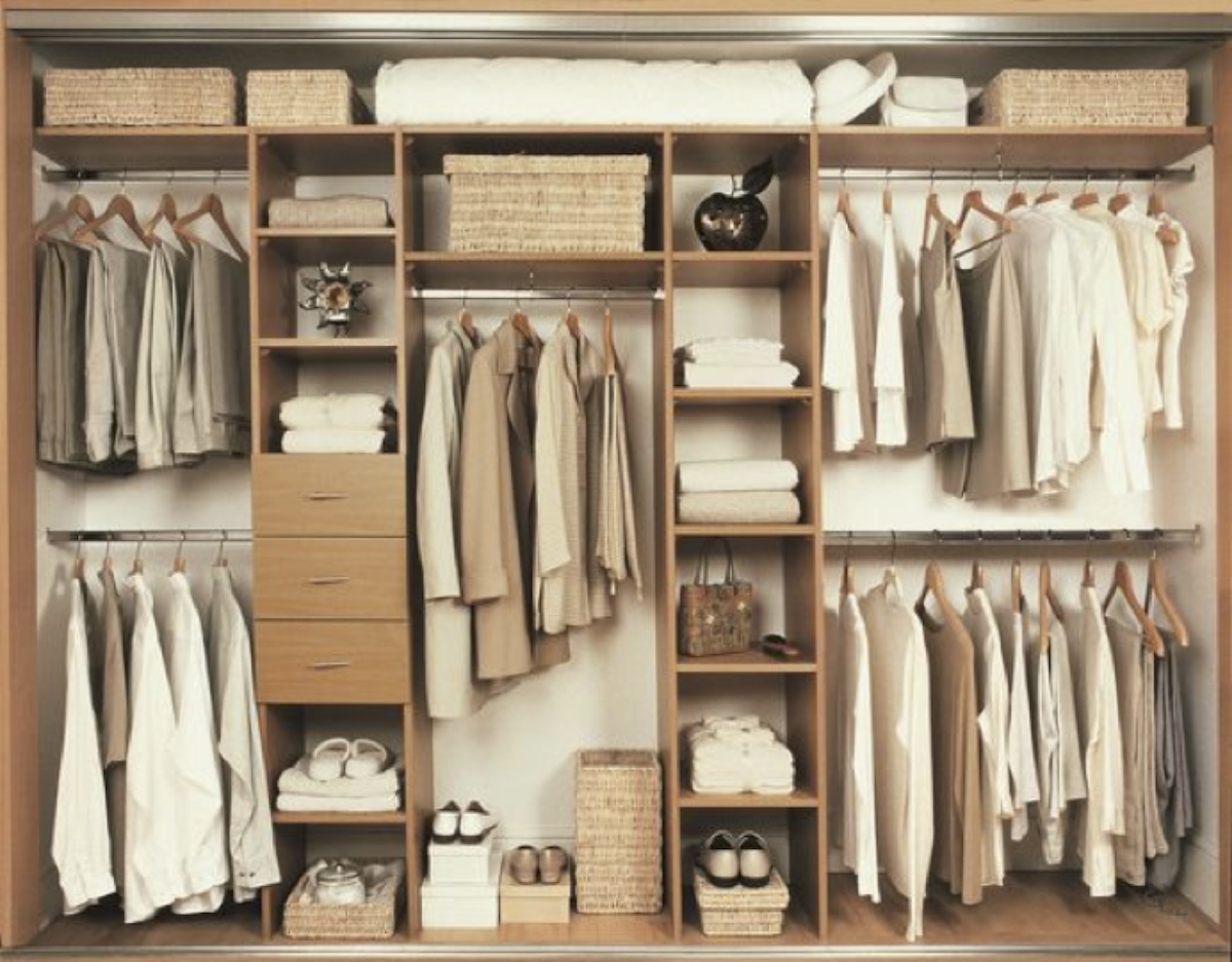 6 tips for making the most of your wardrobe design for Kitchen wardrobe design