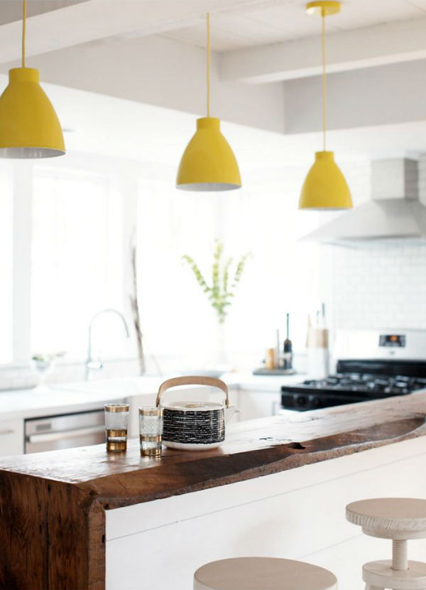 Using colour in your kitchen kitchen connection for A kitchen connection