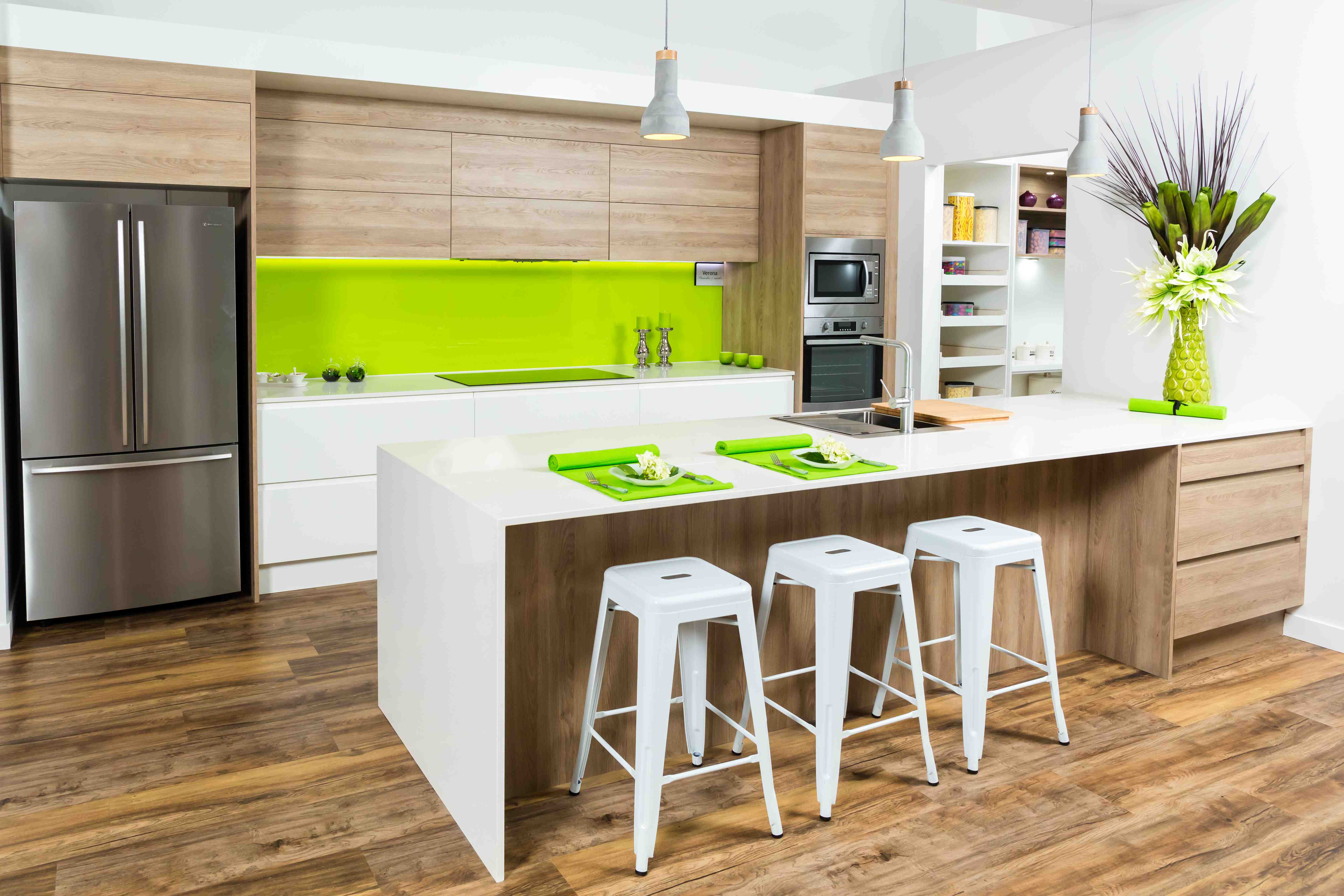 Pros and cons of a kitchen sink island kitchen connection for A kitchen connection