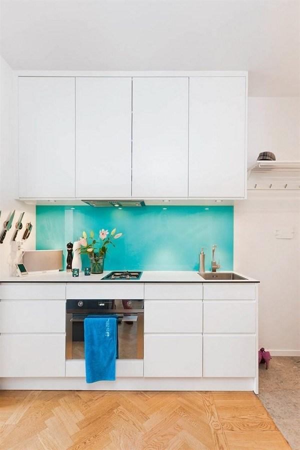 Splashbacks-Turquoise-Glass