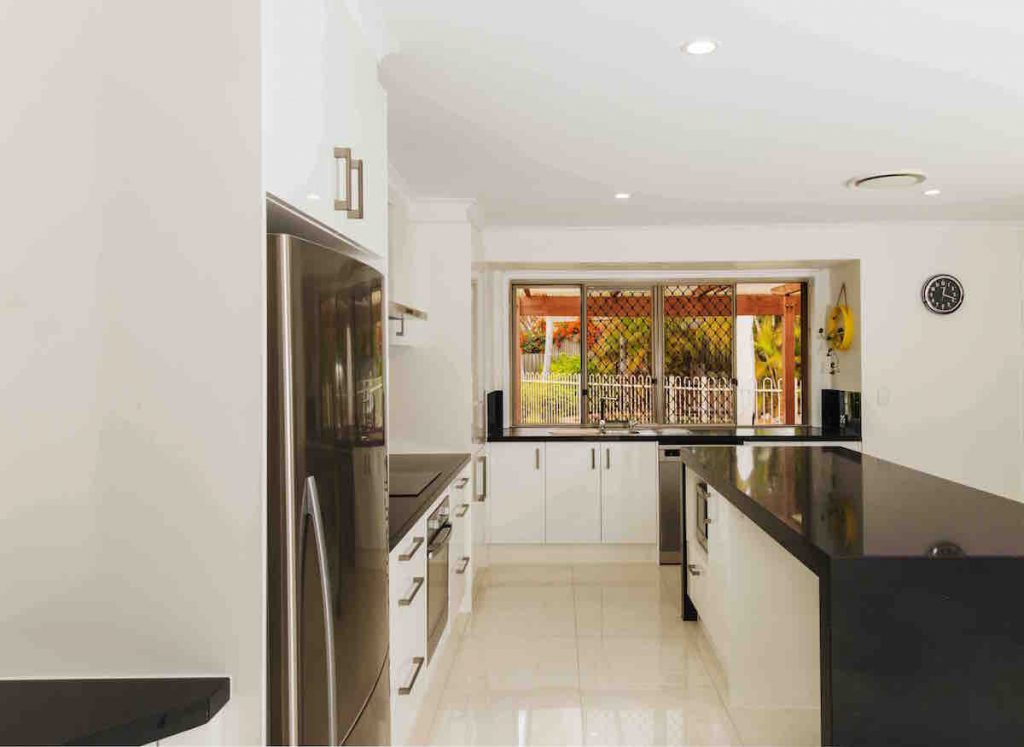 Karens Kitchen Renovation Kitchen Connection Brisbane