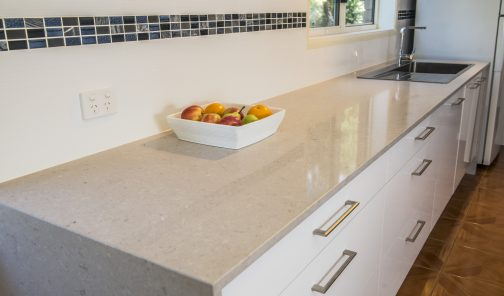 Kitchen Connection - Woombye renovation - benchtop