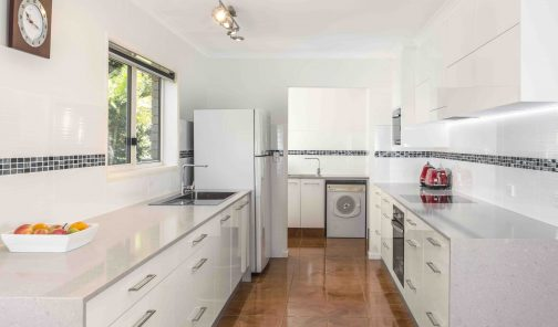 Kitchen Connection renovation Woombye
