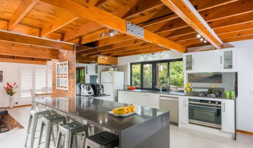 Kitchen Connection renovation - Ferny Grove kitchen