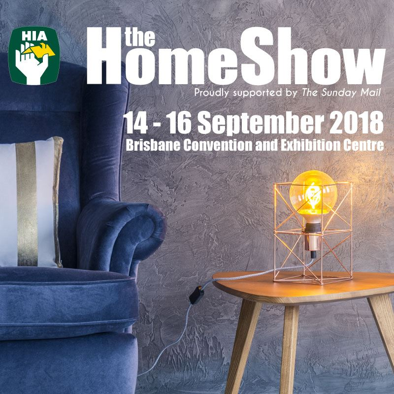 See Us At The Brisbane Home Show