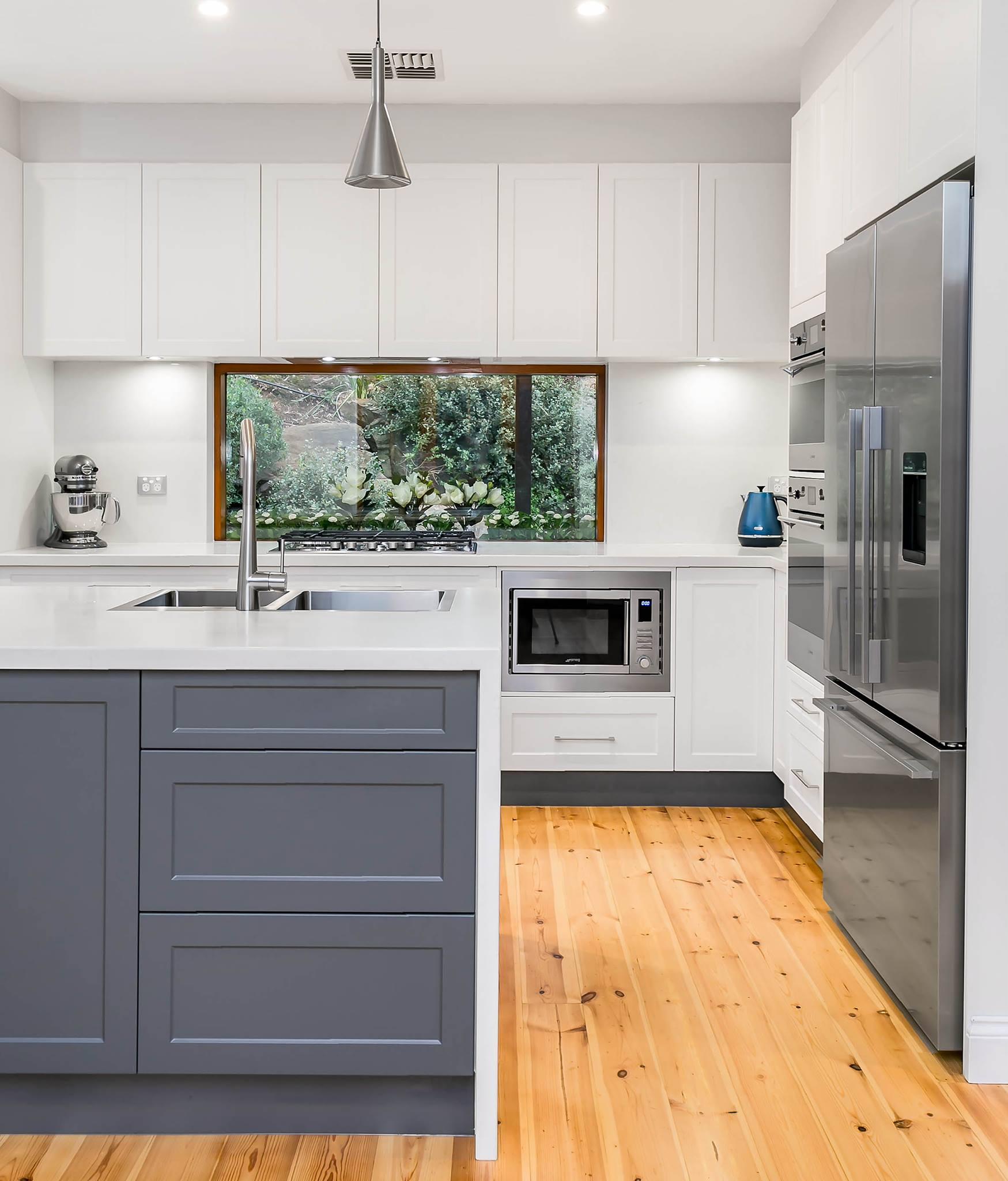 Our 2 Popular Kitchen Door Styles